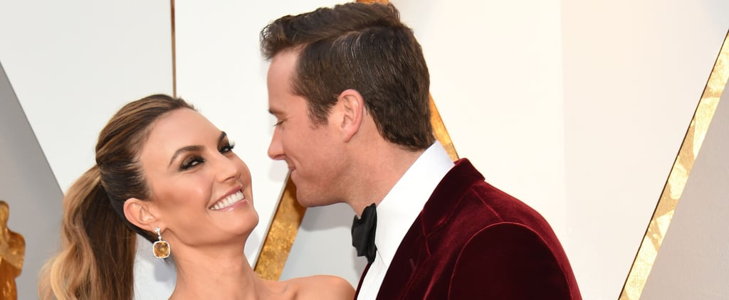 Why Elizabeth Chambers Won't Kiss Armie Hammer at the Oscars