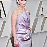 Emilia Clarke at the 2019 Oscars