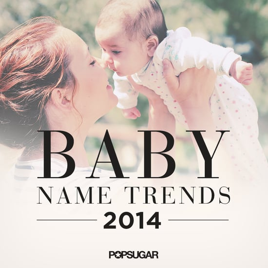 Most Popular Baby Names 2014