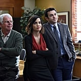 Natalie Morales as Claire Lacoste in The Grinder