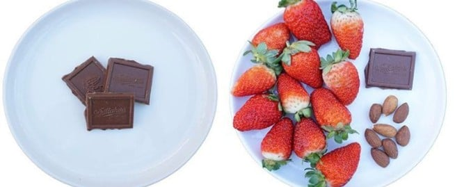 Healthier Dark Chocolate Dessert Comparison
