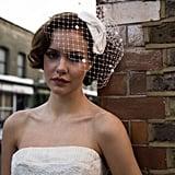 1950s Bridal Headpiece