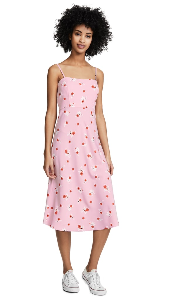 732acd0010e9 Brenda Floral Midi Dress
