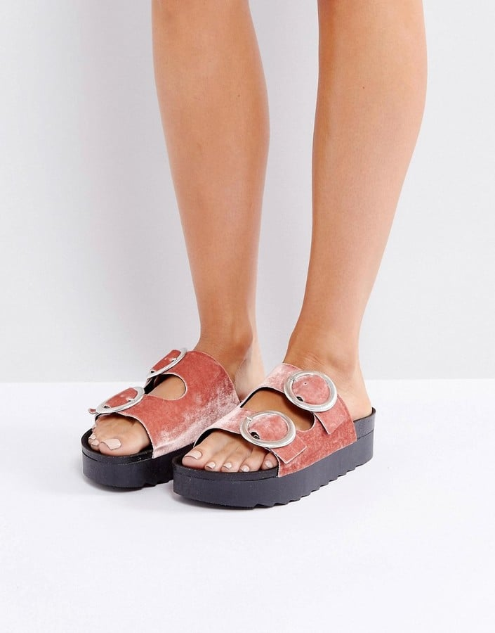 SixtySeven Flatform Slide Sandal