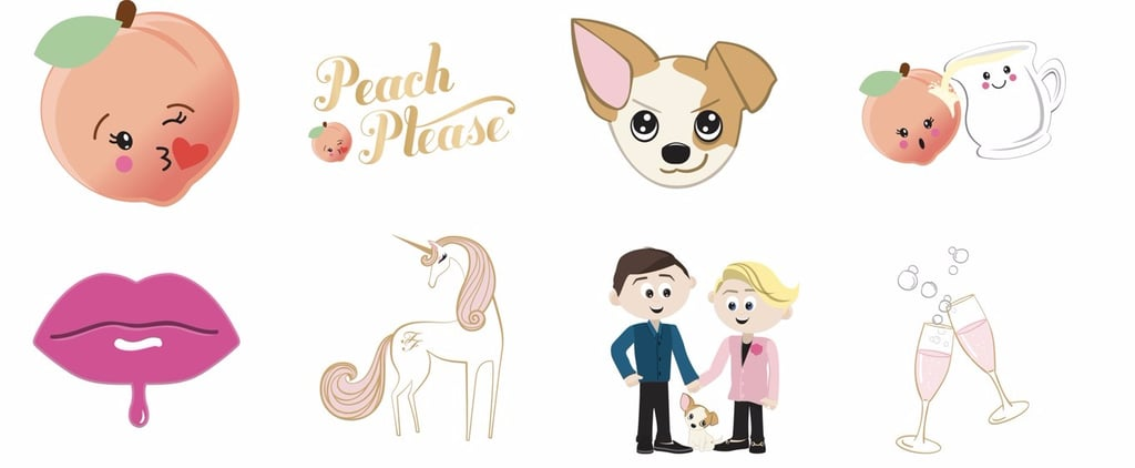 See Images of the Adorable Too Faced Peach Palette Emojis