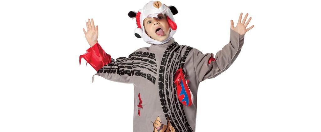 15 Eyebrow-Raising Halloween Costume Ideas For Kids