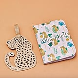 New look - Leopard Passport Holder