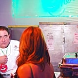 Emeril Lagasse Takes Time For Fans