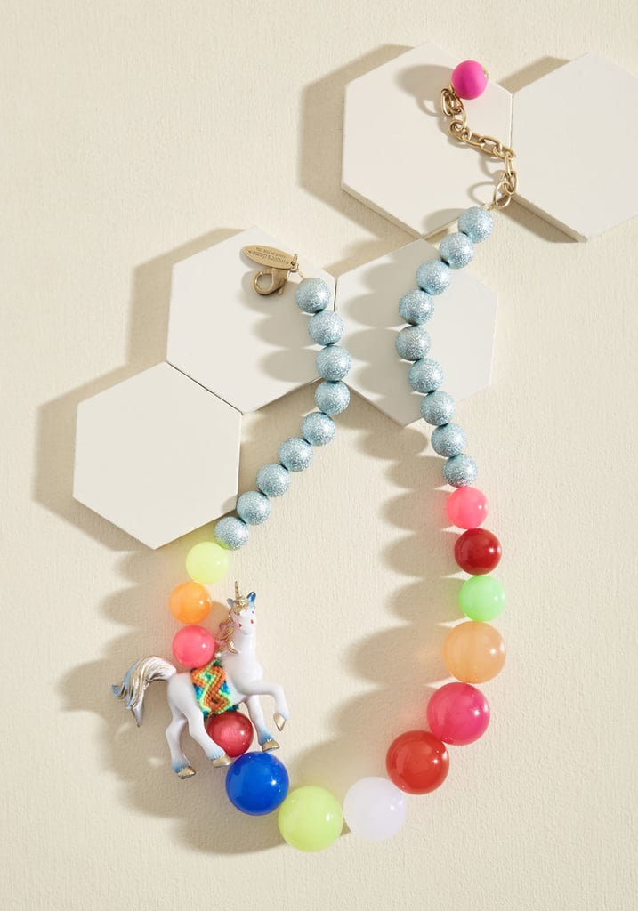 Lenora Dame Trot-Provoking Statement Necklace
