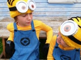 These 13 DIY Costumes For Kids Can Be Accomplished With 1 Pair of Overalls