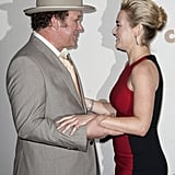 With John C. Reilly