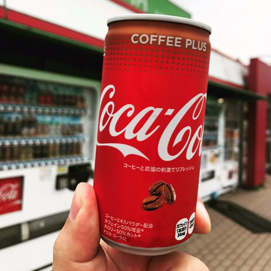Coca-Cola Coffee in Japan