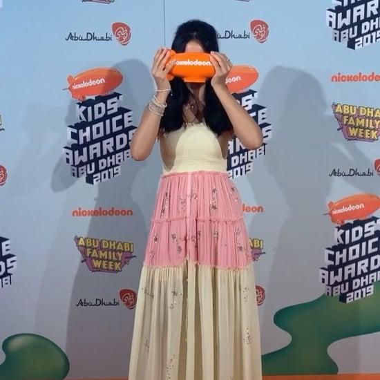 قائمة الفائزين بجوائز اختيار أطفال نيكلوديون 2019 أبوظبي