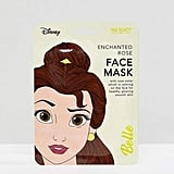 Beauty Extras Belle Calming Rose Sheet Face Mask