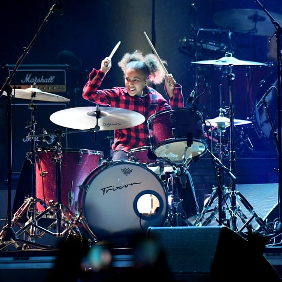 Watch 11-Year-Old Nandi Bushell Drum For Foo Fighters