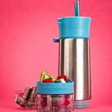 The Aqua Zinger Fruit Water Infuser With Built-In Blender (£25)