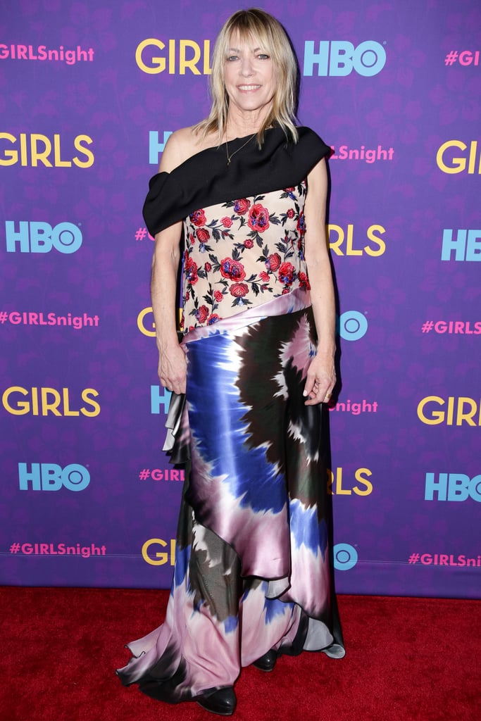 Kim Gordon at the Girls premiere.