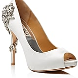 Badgley Mischka Royal Embellished Pumps