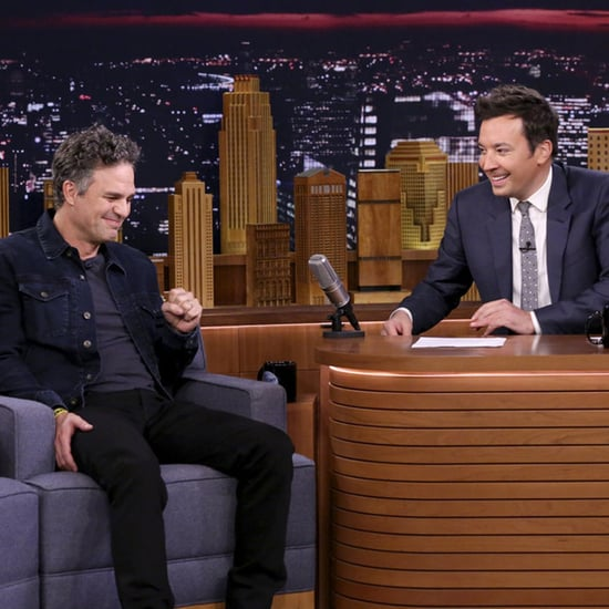 Mark Ruffalo on The Tonight Show Starring Jimmy Fallon 2018