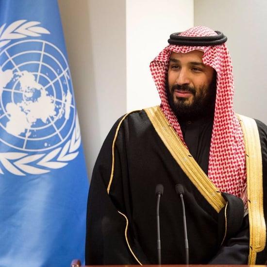 Saudi Crown Prince Mohammed bin Salman Meets Jewish Leaders