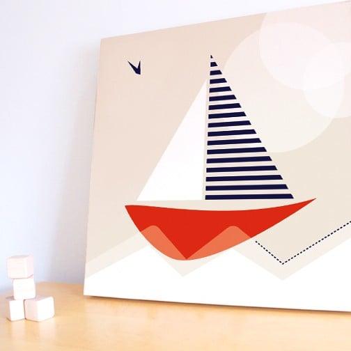 Nautical Nursery Ideas and Accessories