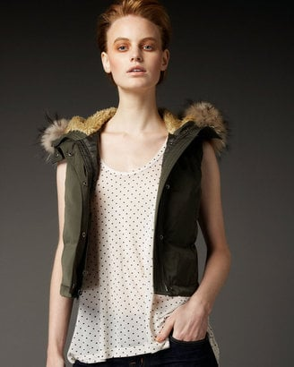 Theory Snap-Front Puffer ($495)