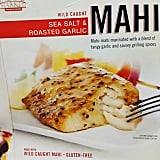 Roasted Garlic Mahi Mahi