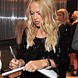 Rachel Zoe signed autographs for fans in Toronto.