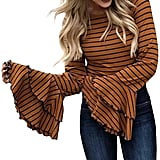 Yissang Striped Top