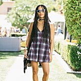 Zoë Kravitz Rocked Her Marc Jacobs Sunglasses All Day Long