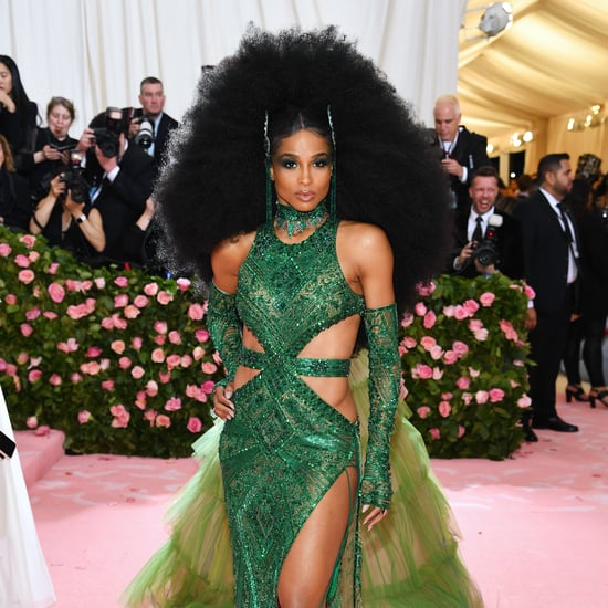 Ciara's Peter Dundas Dress at the Met Gala 2019