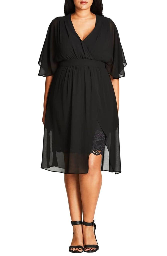 City Chic Love Affair Dress | Flattering Plus-Size Dresses ...