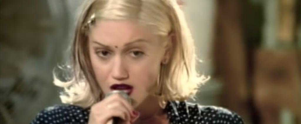 "Gwen Stefani Rewears Her ""Don't Speak"" Music Video Dress"
