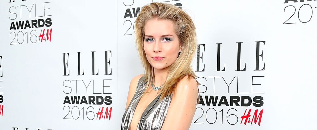 Lottie Moss at the Elle Style Awards 2016