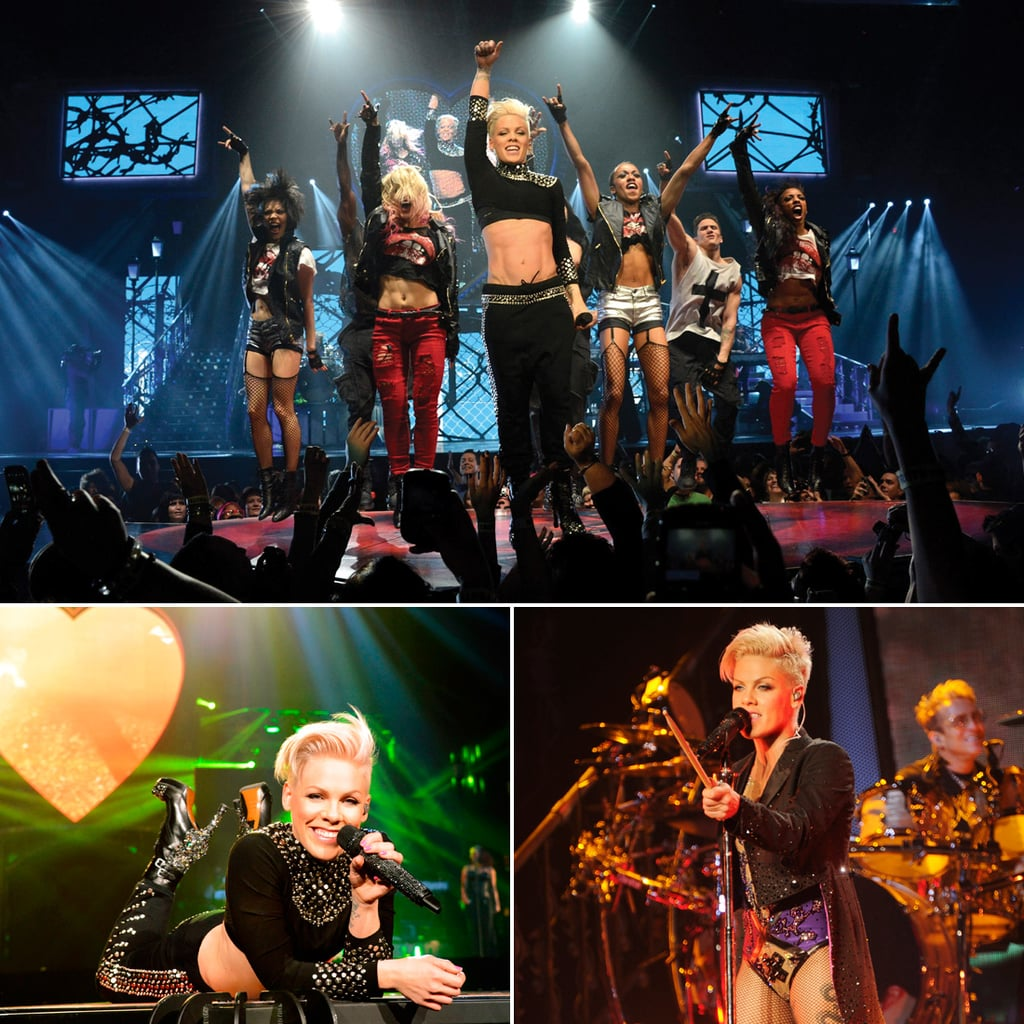 Pink The Truth About Love Tour Pictures and Highlights