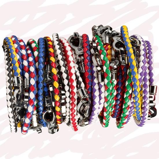 Tod's World Cup Bracelets