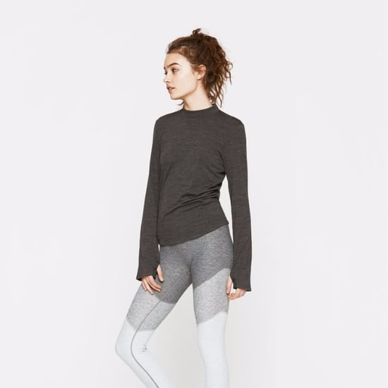 Fall Long-Sleeved Workout Tops