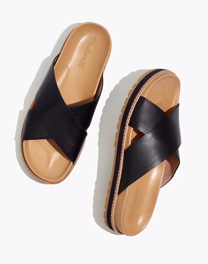 For Everyday Comfort: The Dayna Lugsole Slide Sandal