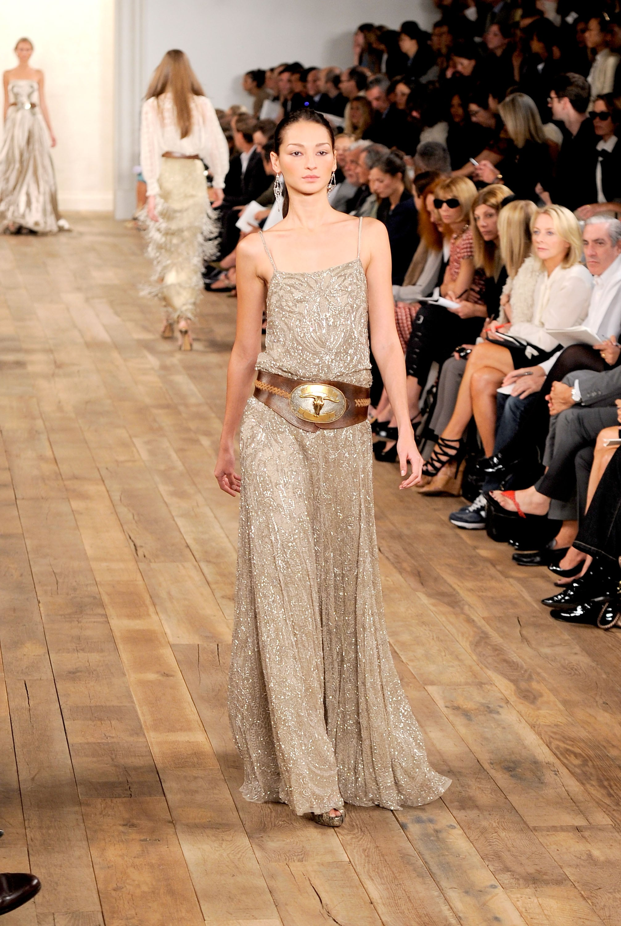 Spring 2011 New York Fashion Week: Ralph Lauren
