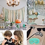 A Chic, Tiffany's-Inspired Party