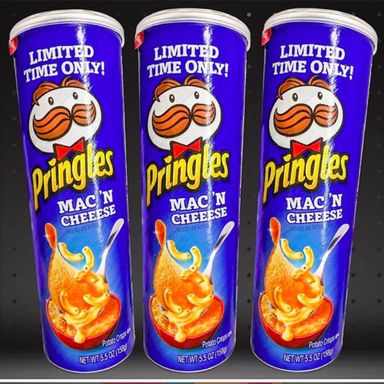 Mac and Cheese Pringles