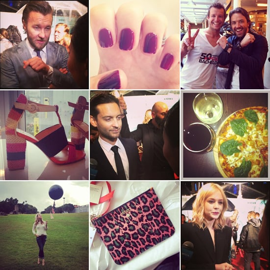 POPSUGAR Celeb, Fashion, Beauty Instagram Pics; Great Gatsby