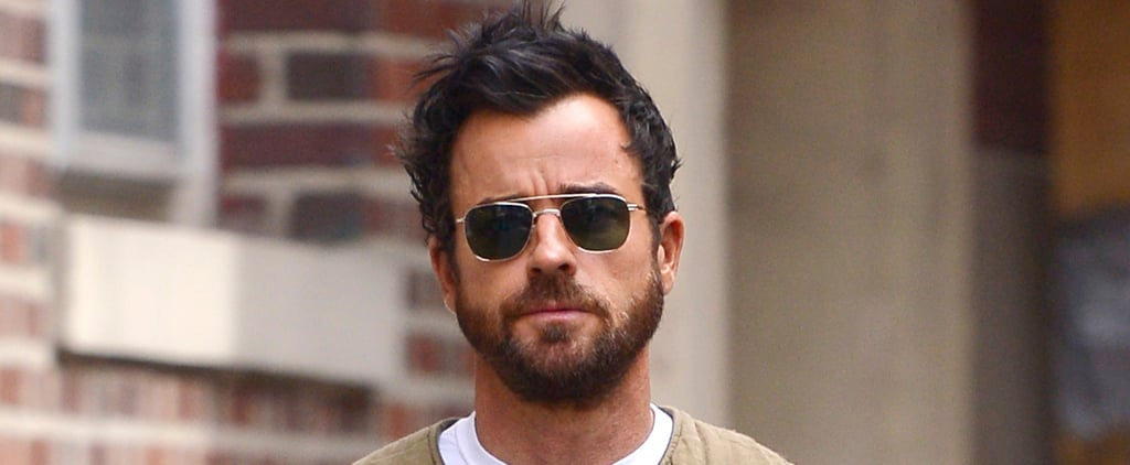 Justin Theroux Emerges For the First Time Since Announcing His Split From Jennifer Aniston