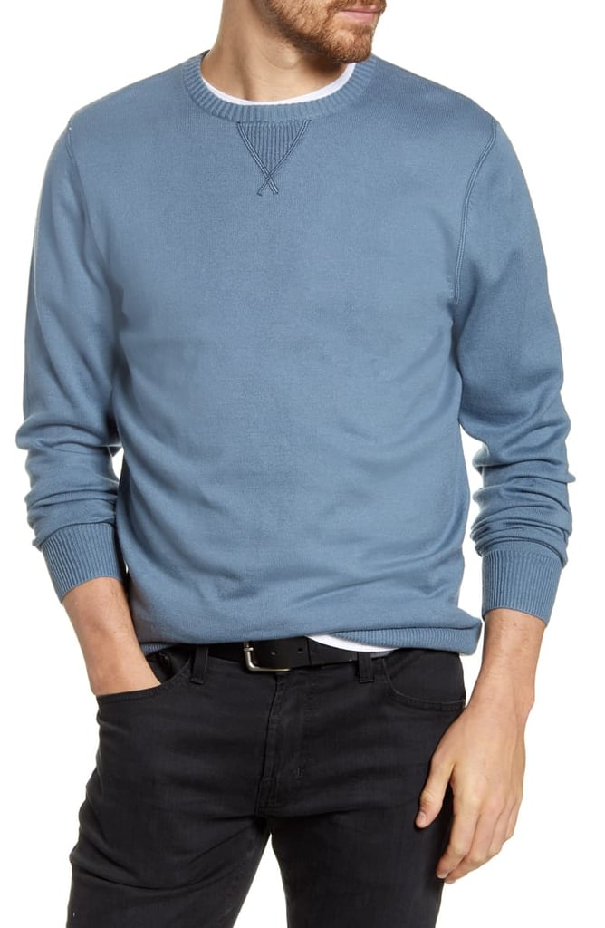 1901 Solid Crewneck Sweater
