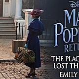"""""""The Place Where Lost Things Go"""" by Emily Blunt"""