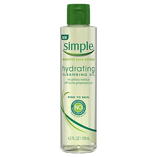Best Face Wash For Dry Skin: Simple Kind to Skin Hydrating Cleansing