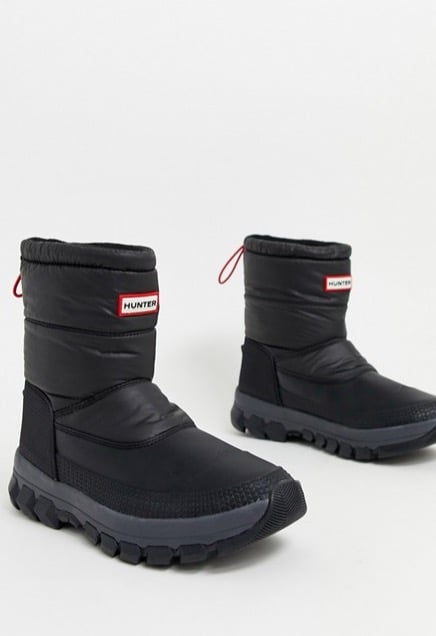 Hunter Original Padded Snow Boots