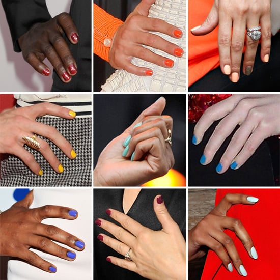 Try Summer's Hottest Nail Shades by Colour