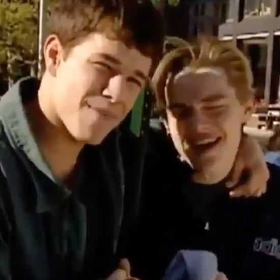 Mark Wahlberg and Leonardo DiCaprio 1994 Throwback Video