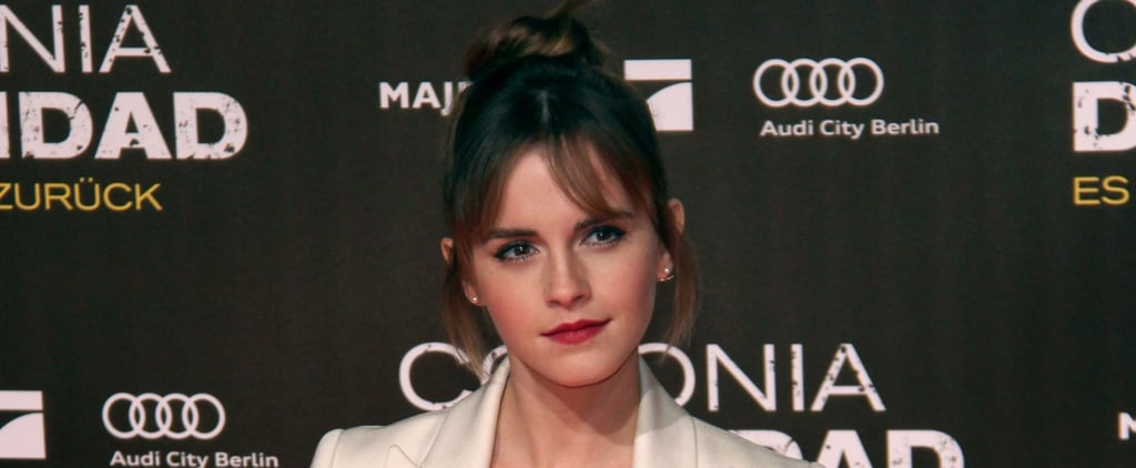 Emma Watson at Colonia Premiere in Berlin February 2016